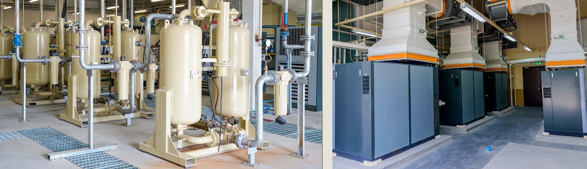 Compressores Rental Parts