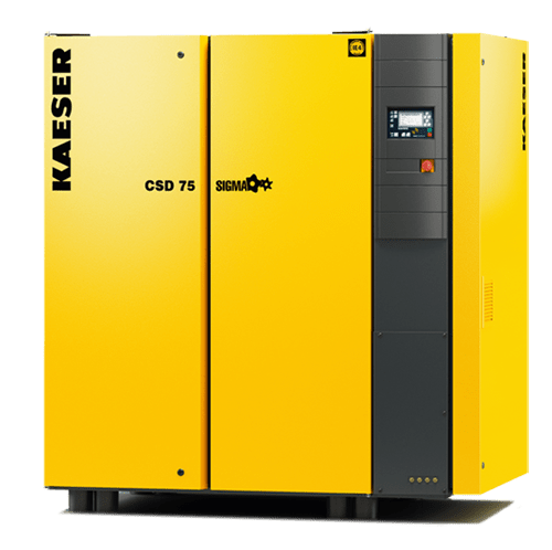 Compressor Kaiser CSD75 - Rental Parts Aluguel e venda