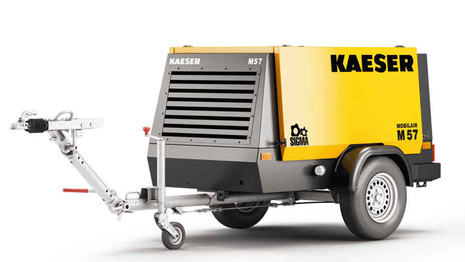 Compressor Kaiser M57 - Rental Parts Aluguel e venda