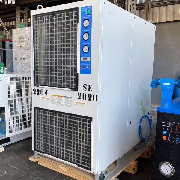Secador de ar para Rede de ar Comprimido